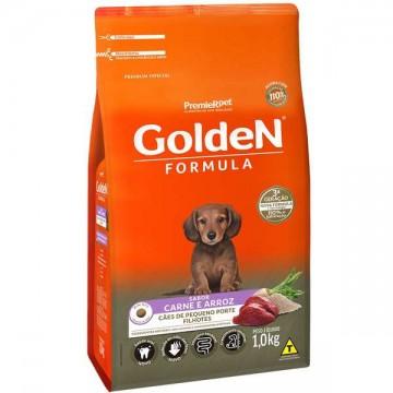 Ração a Granel Golden Cães Filhotes Raças Pequenas - 1kg