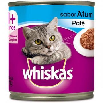 Whiskas Patê para Gatos Adultos Sabor Atum - 290g