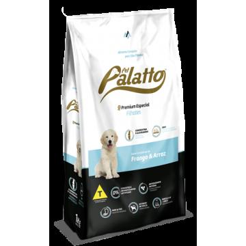 Ração Palatto Premium Especial Cães Filhotes Frango e Arroz - 15kg