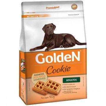 Biscoito Golden Cookie para Cães Adultos - 400g