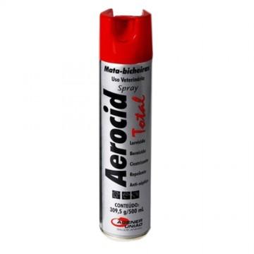 Spray Aerocid Prata - 200mL