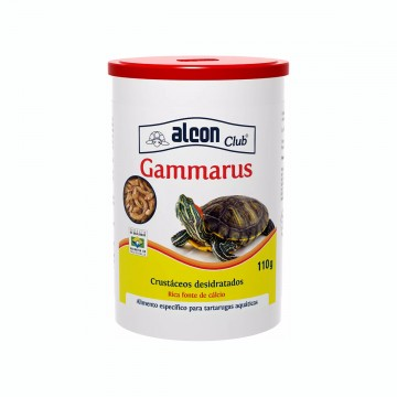 Alimento Répteis Alcon Gammarus 110g