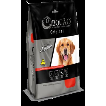 Ração Bocão Original Cães Adultos - 15kg + Colchonete de Brinde