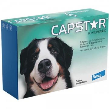 Capstar para Cães acima de 11kg - 1 Comprimido