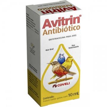 Antibiótico Avitrin Coveli - 10mL