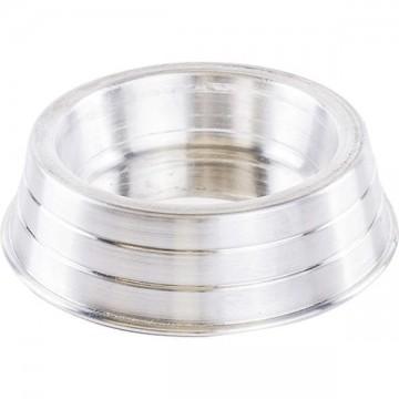 Comedouro NF Pet Pesado em Alumínio - Tamanho G