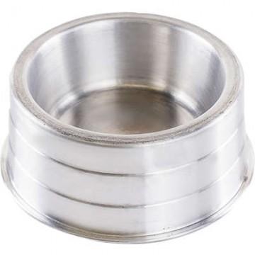 Comedouro NF Pet Pesado em Alumínio - Tamanho M