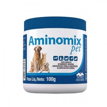 Complexo Vitamínico Aminomix Pet - 100g