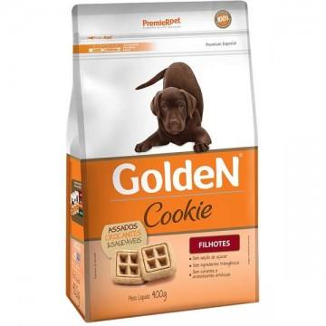 Biscoito Golden Cookie para Cães Filhotes - 400g