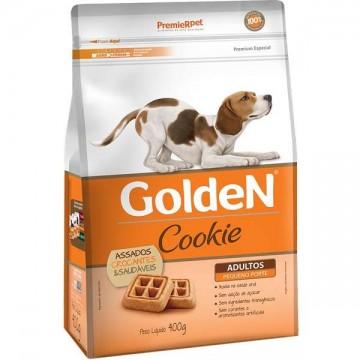 Biscoito Golden Cookie para Cães Adultos de Raças Pequenas - 400g