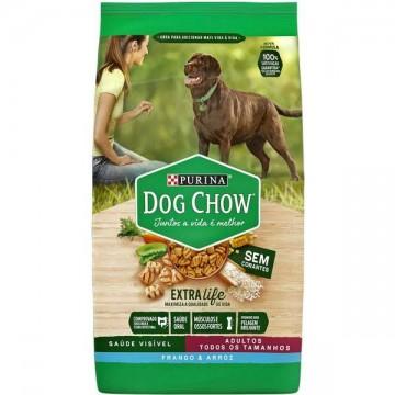 Ração a Granel Dog Chow Extra Life Cães Adultos - 1kg