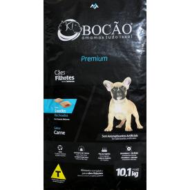 Ração Bocão Premium Filhote Sabor Carne - 10,1kg