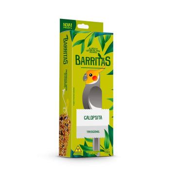 Barrita Zootekna para Calopsitas 70g