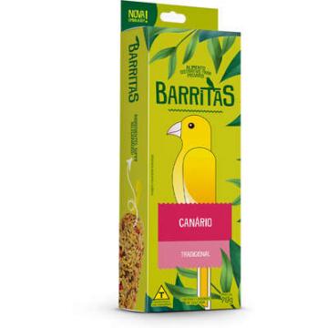 Alimento Zootekna Barritas Canário - 60 g