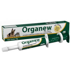 Suplemento Vitamínico Organew Forte Probiótico + Prebiótico Pasta - 12g