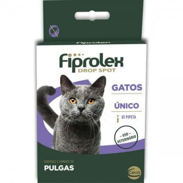 Antipulgas e Carrapatos Fiprolex para Gatos