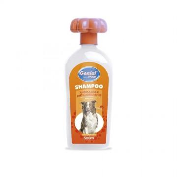 Shampoo Genial Pet Anti-Pulgas - 500mL