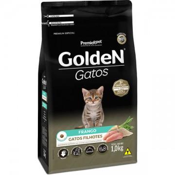 Ração a Granel Golden Gatos Filhotes Sabor Frango - 1kg