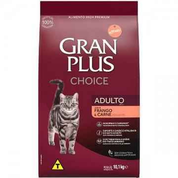Ração a Granel GranPlus Choice Gatos Adultos - 1kg