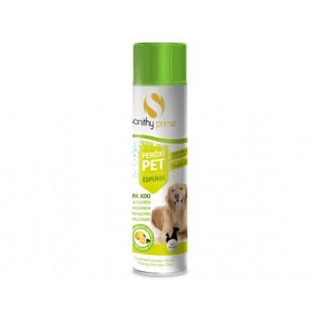 Peróxi Pet Espuma Eliminador de Odores aroma de limão 320ml
