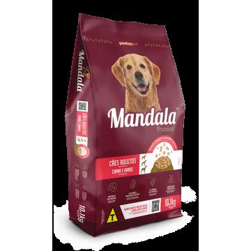 Ração Mandala Premium Cães Adultos - 10,1kg