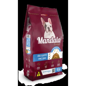 Ração Mandala Premium Cães Filhotes - 20kg