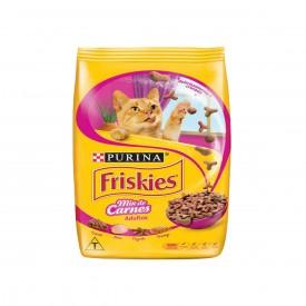 Ração Nestlé Purina Friskies Sabor Mix de Carnes para Gatos Adultos - 10,1kg