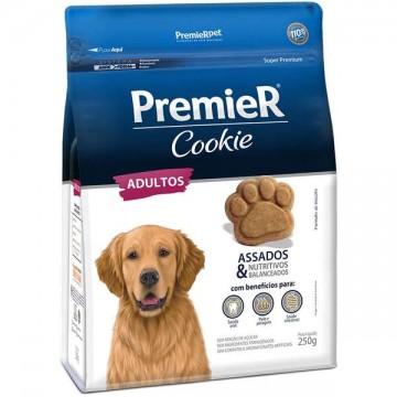 Biscoito Premier Cookie para Cães Adultos - 250g