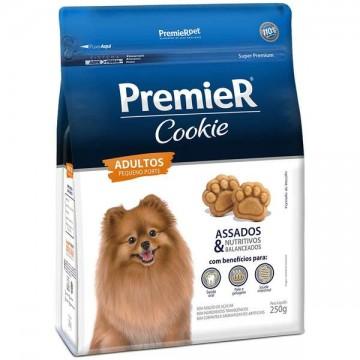 Biscoito Premier Cookie para Cães Adultos de Raças Pequenas - 250g