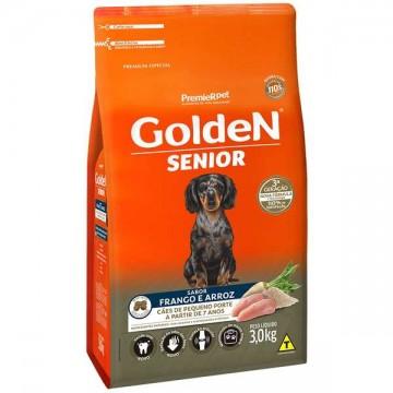 Ração a Granel Golden Sênior Cães Adultos Raças Pequenas - 1kg