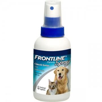 Frontline Spray - 100mL + Sanitário de Brinde
